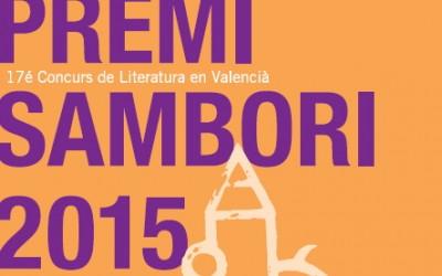 Ja està ací el PREMI SAMBORI 2015!