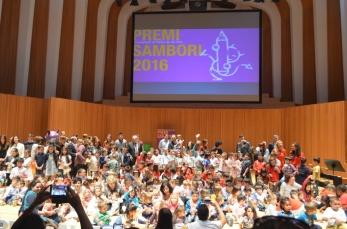 El Premi Sambori suma 131.000 participants del País Valencià i Catalunya i es converteix en el major concurs literari d'Europa