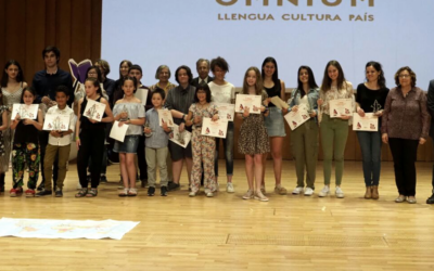 46.000 Alumnes participen al XIII Premi Sambori Òmnium